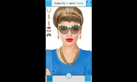 Create A New Face Ekran Görüntüleri - 3