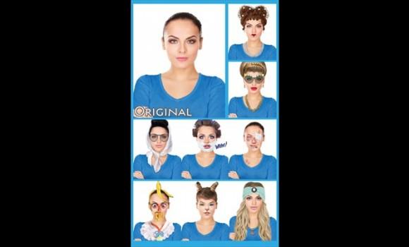 Create A New Face Ekran Görüntüleri - 5