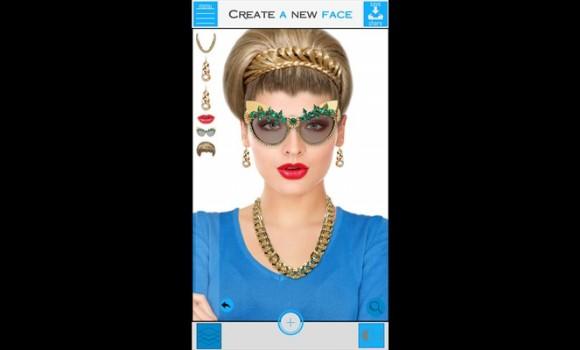 Create A New Face Ekran Görüntüleri - 2
