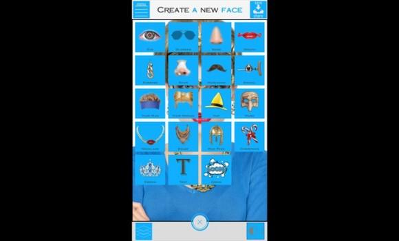 Create A New Face Ekran Görüntüleri - 1