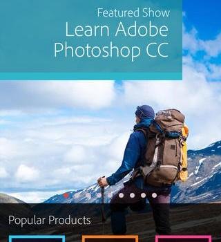 Creative Cloud Tutorials Ekran Görüntüleri - 3
