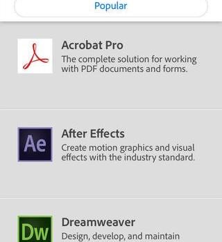 Creative Cloud Tutorials Ekran Görüntüleri - 1