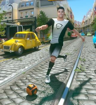 Cristiano Ronaldo: Kick'n'Run Ekran Görüntüleri - 5