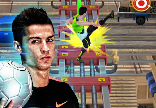 Cristiano Ronaldo: Kick'n'Run Ekran Görüntüleri - 4
