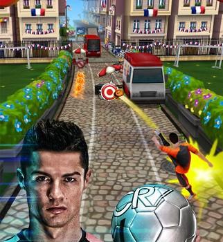 Cristiano Ronaldo: Kick'n'Run Ekran Görüntüleri - 3