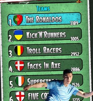 Cristiano Ronaldo: Kick'n'Run Ekran Görüntüleri - 2