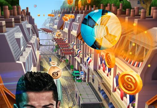 Cristiano Ronaldo: Kick'n'Run Ekran Görüntüleri - 1