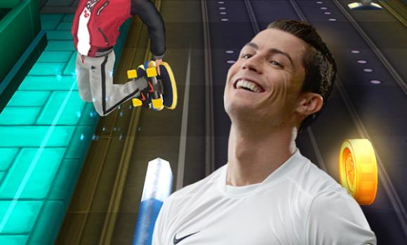 Cristiano Ronaldo: Superstar Skater Ekran Görüntüleri - 1