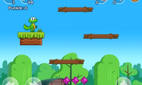 Croc's World Ekran Görüntüleri - 1