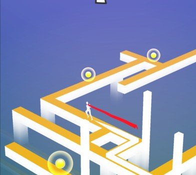 Crooked Path: Infinity Run Ekran Görüntüleri - 4