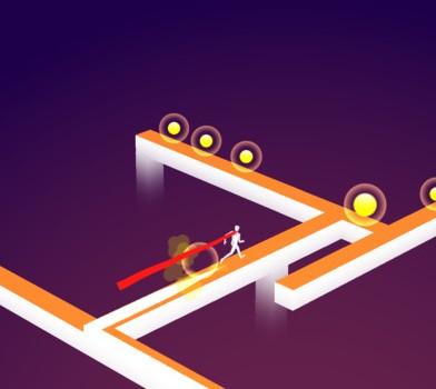 Crooked Path: Infinity Run Ekran Görüntüleri - 3
