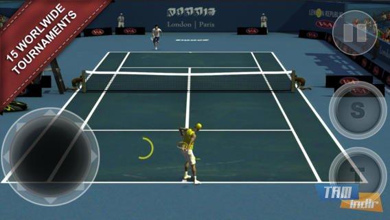 Cross Court Tennis 2 Ekran Görüntüleri - 3
