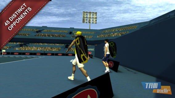 Cross Court Tennis 2 Ekran Görüntüleri - 2