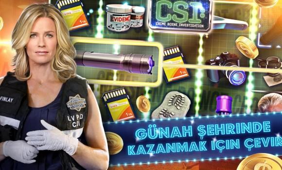 CSI: Slots Ekran Görüntüleri - 4