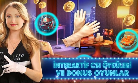 CSI: Slots Ekran Görüntüleri - 2