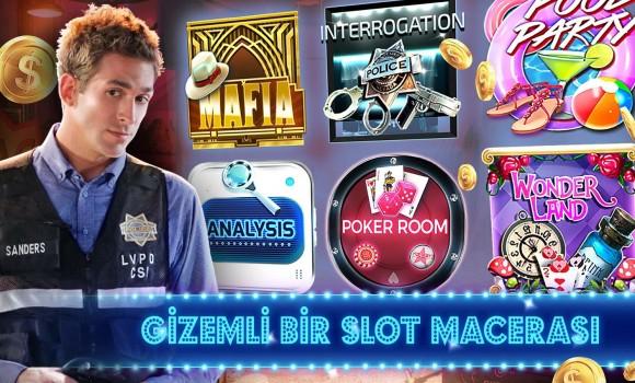 CSI: Slots Ekran Görüntüleri - 1