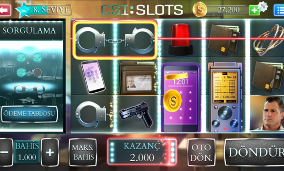 CSI: Slots Ekran Görüntüleri - 3