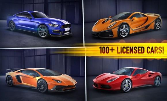 CSR Racing Ekran Görüntüleri - 4