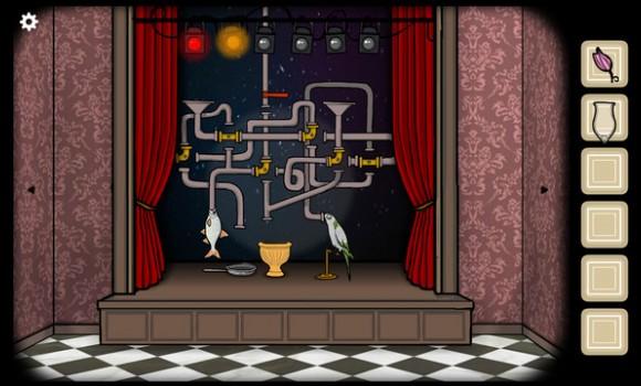 Cube Escape: Theatre Ekran Görüntüleri - 1