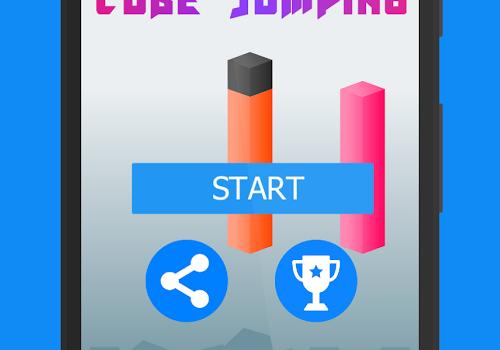 Cube Jumping Ekran Görüntüleri - 4