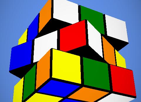 Cube Rubik Ekran Görüntüleri - 3