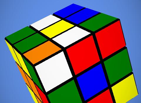 Cube Rubik Ekran Görüntüleri - 1