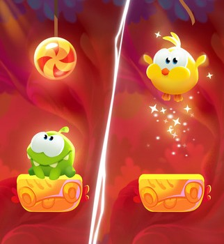 Cut the Rope: Magic Ekran Görüntüleri - 5