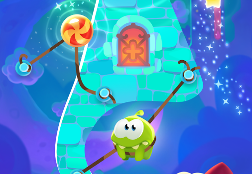Cut the Rope: Magic Ekran Görüntüleri - 4