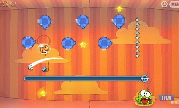 Cut The Rope (Windows 8) Ekran Görüntüleri - 3