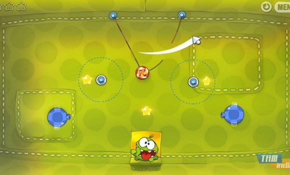 Cut The Rope (Windows 8) Ekran Görüntüleri - 2