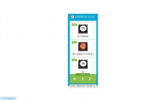 DAEMON Tools Pro Ekran Görüntüleri - 3