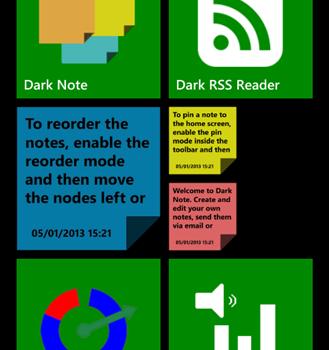 Dark Note Ekran Görüntüleri - 4
