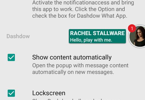 Dashdow What App Ekran Görüntüleri - 3