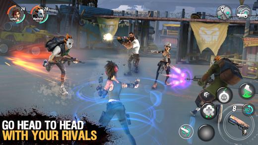 Dead Rivals Ekran Görüntüleri - 3