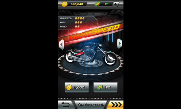 Death Moto 3D Ekran Görüntüleri - 4