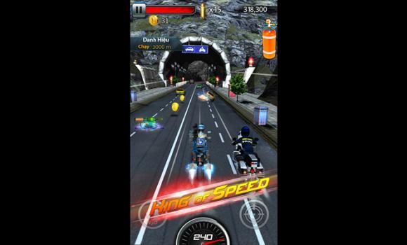 Death Moto 3D Ekran Görüntüleri - 2