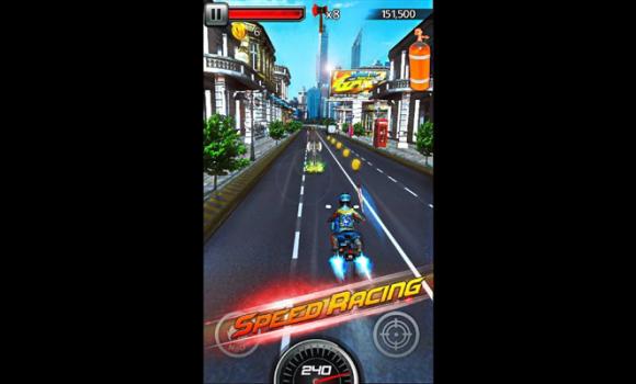Death Moto 3D Ekran Görüntüleri - 1