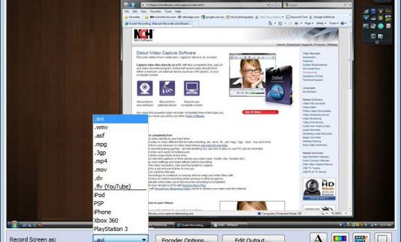 Debut Video Capture Software Ekran Görüntüleri - 2