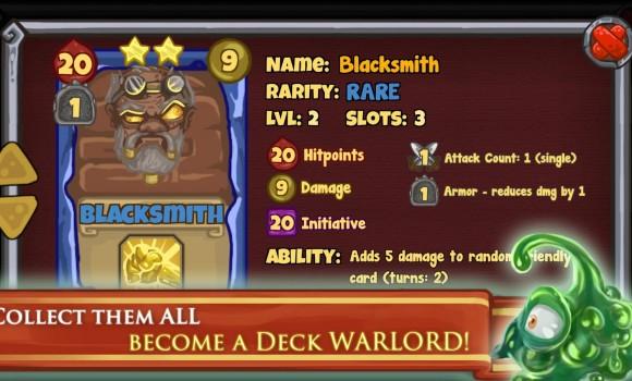 Deck Warlords Ekran Görüntüleri - 1