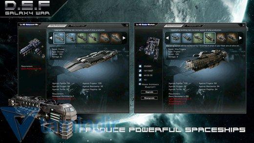 Deep Space Fleet Ekran Görüntüleri - 3