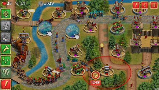 Defense of Roman Britain TD Ekran Görüntüleri - 3