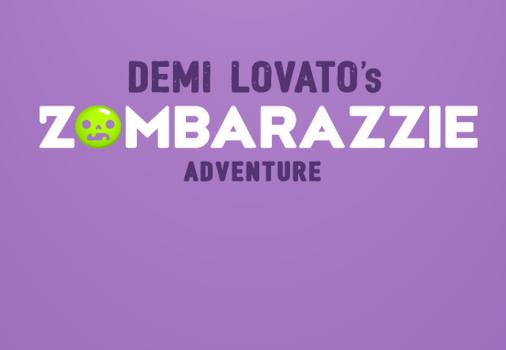 Demi Lovato - Zombarazzie Ekran Görüntüleri - 1