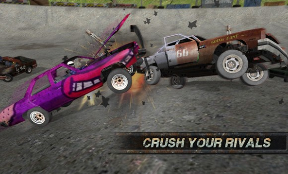 Demolition Derby: Crash Racing Ekran Görüntüleri - 3