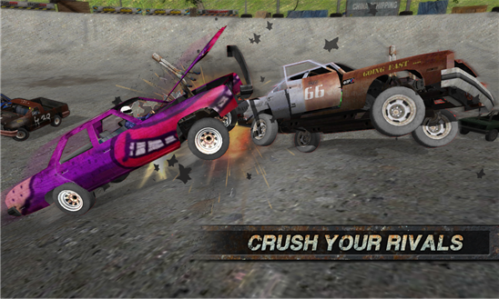 Demolition Derby: Crash Racing Ekran Görüntüleri - 2