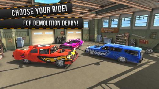 Demolition Derby Multiplayer Ekran Görüntüleri - 4