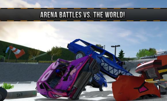 Demolition Derby Multiplayer Ekran Görüntüleri - 2