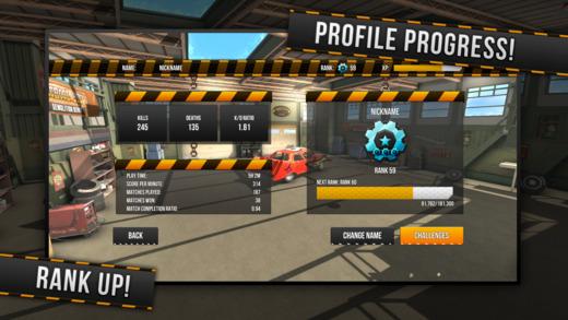 Demolition Derby Multiplayer Ekran Görüntüleri - 1