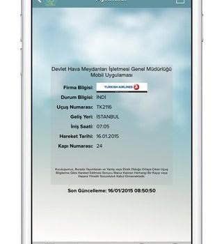 DHMİ Genel Müdürlüğü Ekran Görüntüleri - 1