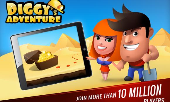 Diggy's Adventure Ekran Görüntüleri - 5