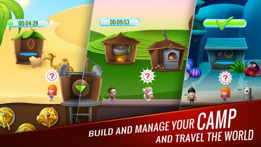 Diggy's Adventure Ekran Görüntüleri - 2